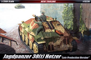13230 Игрушка САУ Hetzer (1:35)