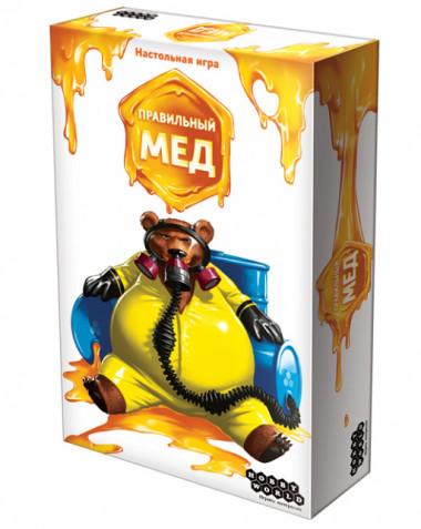 Коробка с игрой Правильный мед