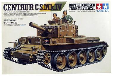 Сборная модель Танк CENTAUR C.S. MkIV 35232