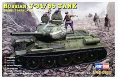 Танк Russian T-34/85 84807