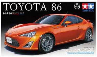 1/24 Toyota 86