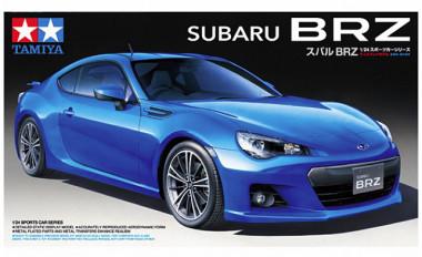 Сборная модель 1/24 Subaru BRZ