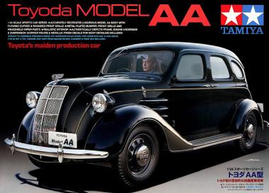 1/24 Toyoda Model AA 1936г.
