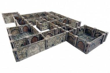 Сборная модель Конструктор подземелья. Базовый набор