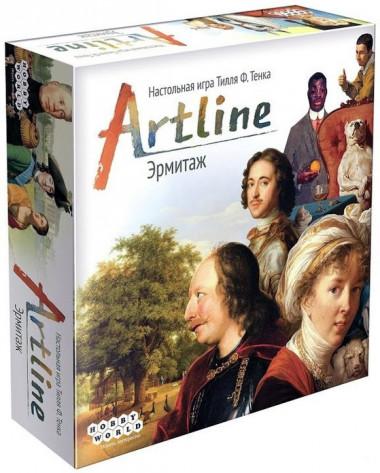 Настольная игра Artline: Эрмитаж