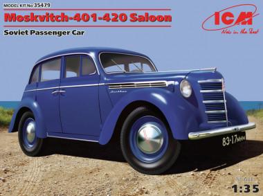 Москвич-401-420 ICM 35479