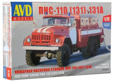 Сборная модель ПНС-110(131)-131А avd1293