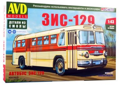 Сборная модель ЗИС-129 4041AVD