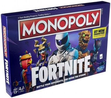 Настольная игра Монополия Фортнайт