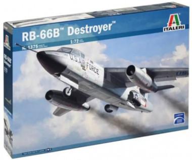 """Самолёт RB-66B """"DESTROYER"""" 1:72"""
