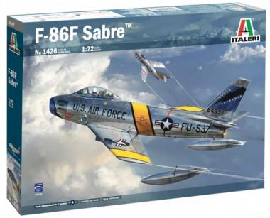 Самолёт F-86F Sabre 1:72