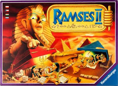 Настольная игра RAVENSBURGER RAMSES II