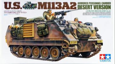 БМП US M113A2 Desert Ver. 1:35