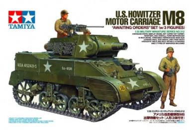 Танк M8 Carriage 1:35