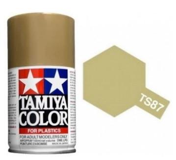 Tamiya TS-87 Titan Gold