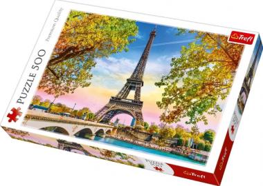 Пазл «Романтический Париж» 500 элементов