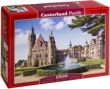Пазл «Замок Польша» 1500 элементов