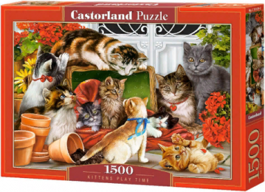 Пазл «Котята» 1500 элементов