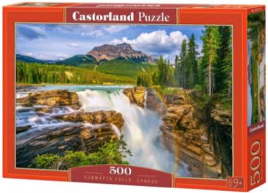 Пазл «Водопад. Канада» 500 элементов