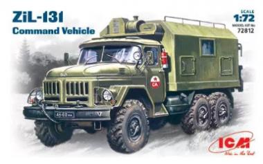 Зил-131 КП, грузовик 1:72