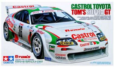 1/24 Castrol Toyota Tom's Supra GT tamiya 24163