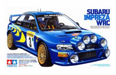 Tamiya 1/24 Subaru Impreza WRC 24199