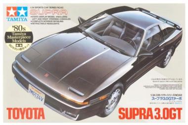 TOYOTA SUPRA 3.0 GT, 1986 г. 1:24