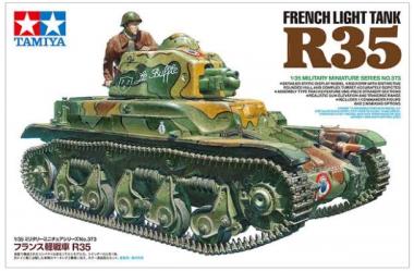 Французский танк R35 1:35