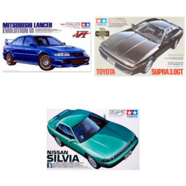 Японские спортивные машины №4