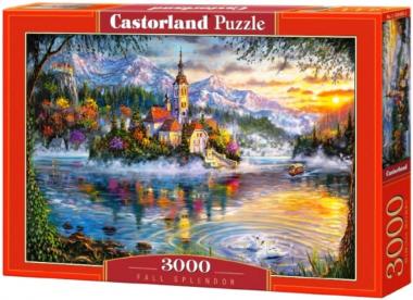 Пазл «Великолепие осени» 3000 элементов