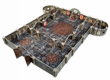 Сборная модель Подземелье. Храм/Тронный зал