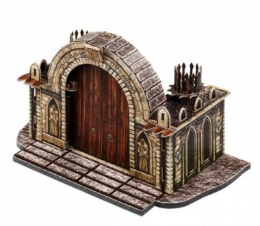 Сборная модель Подземелье. Большие ворота