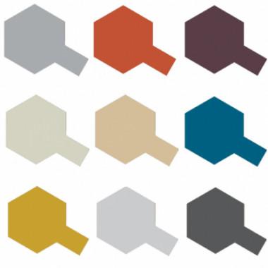 Коллекция краски Tamiya Металлики со скидкой