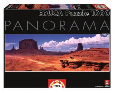 Пазл Долина Монументов 1000 деталей EDUCA 15993