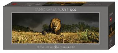 Пазл Лев Alexander van Humboldt 1000 деталей Heye 29518