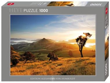 Пазл Пейзаж на закате Alexander van Humboldt 1000 деталей Heye 29596