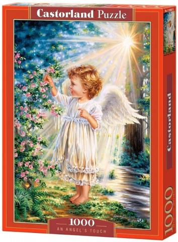 Пазл «Прикосновение ангела». Castorland 1000 элементов