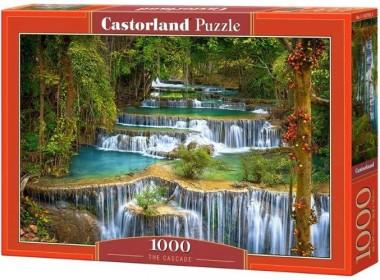 Пазл «Каскад». Castorland 1000 элементов