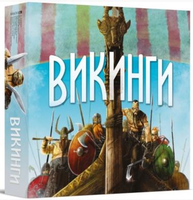 Настольная игра Викинги