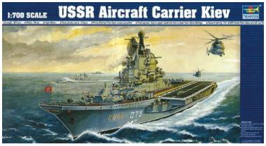 Авианесущий крейсер Киев 1:700