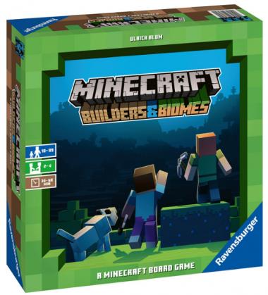 Minecraft Настольная игра