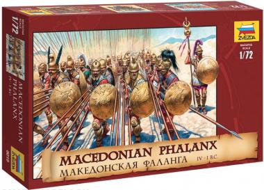 Македонская фаланга 1:72