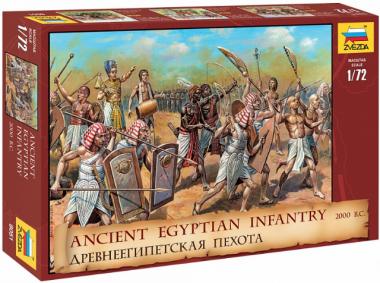 Древнеегипетская пехота 1:72