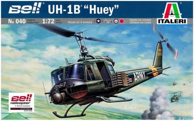 Вертолет UH-1B HUEY 1:72