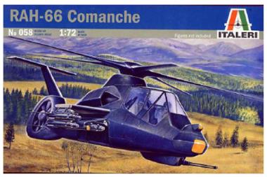 Вертолет RAH-66 COMANCHE 1:72