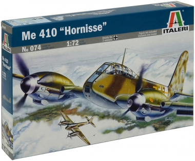 Самолет ME 410 HORNISSE 1:72