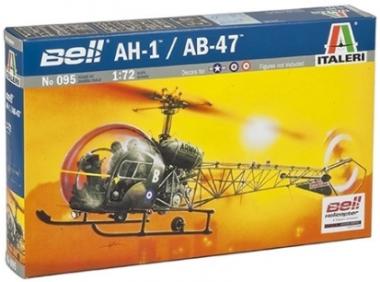 Вертолет AH-1/AB-47 1:72