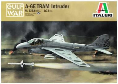 Самолёт A-6E TRAM Intruder 1:72