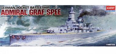 Адмирал граф Шпее 1:350 14103