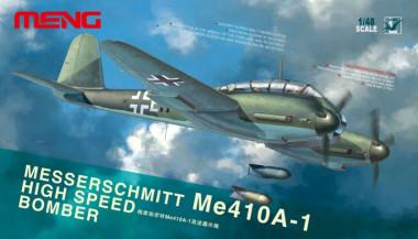 Messerschmitt Me 410A-1 Bomber 1:48